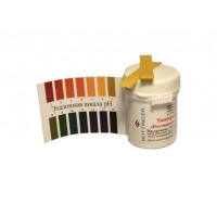 """PH полоски (индикаторная бумага) """"Роттингер"""", pH 1-14, (80 шт/уп)"""