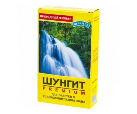 Шунгит для минерализации воды, 150 гр