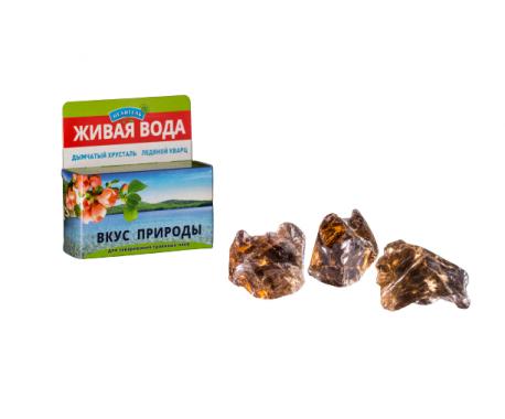 Вкус природы (дымчатый хрусталь, ледяной кварц) 50 гр