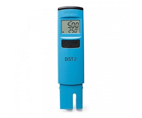 Кондуктометр HANNA DIST-2 HI98302 (карманный)
