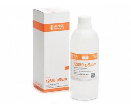 Раствор для калибровки HANNA HI7030L (для кондуктометров, 500 мл.,12880 мкСм/см)