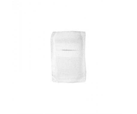 Электрод терапевтический из токопроводящей углеродной ткани фланелевый 40x50 мм. 1шт.