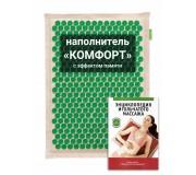 Аппликатор Кузнецова Тибетский, на мягкой подложке 41х60 см зеленый КОМФОРТ