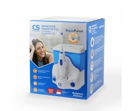 Ирригатор полости рта Cs Medica Aqua Pulsar OS 1