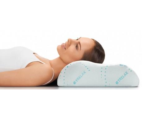 Ортопедическая подушка под голову для взрослых Trelax OPTIMA