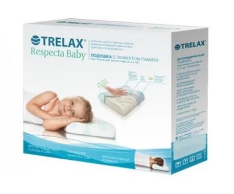 Подушка для детей с эффектом памяти RESPECTA BABY