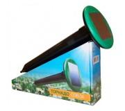 Вибросейсмический отпугиватель кротов Торнадо ОЗВ.04 на солнечной батарее