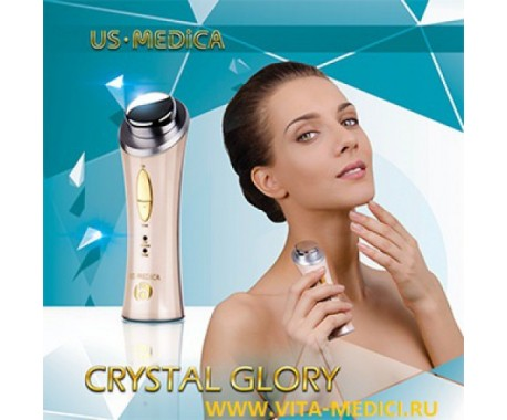 Прибор для ухода за кожей US MEDIСA Crystal Glory