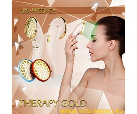 Прибор для LED - фототерапии US MEDIСA Therapy Gold