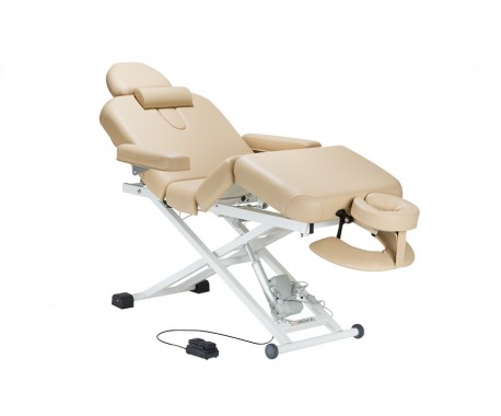 Раскладной массажный стол Lux US MEDICA электрический