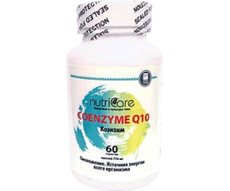 Коэнзим Q-10 Нутрикеа  таблетки  60 шт