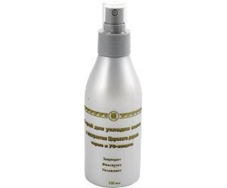 Спрей с экстрактом Царского дерева для укладки волос 150 мл.