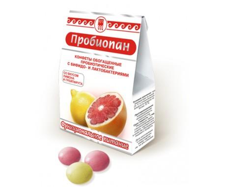 Конфеты Обогащенные Пробиотические Пробиопан  60 г