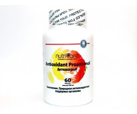 Антиоксидант  капсулы  60 шт