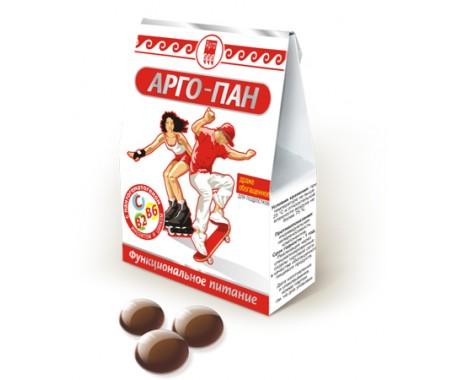 Драже Обогащенное Арго-Пан 60 г.